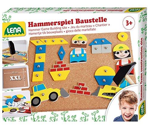 Lena-Hammerspiel-Standard-72-Teile