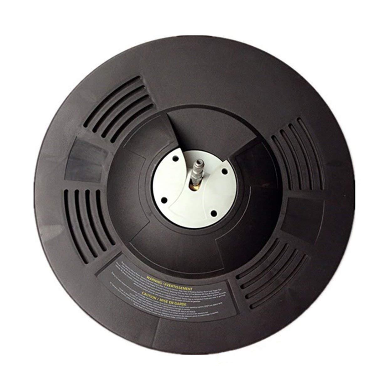 15-Zoll-Flat-Rotary-Cleaner-Universal-Reinigungsbrste-fr-Hochdruckreiniger-Professionelles-Reinigungswerkzeug-Schwarz