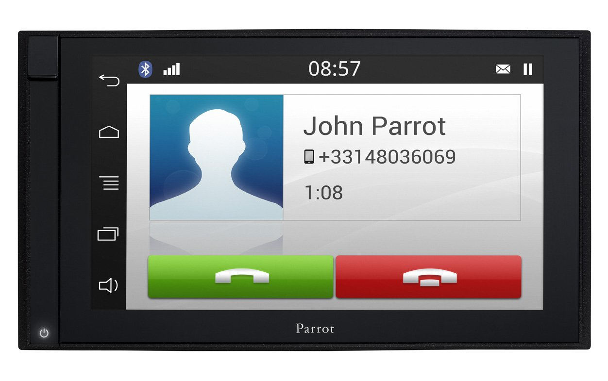Parrot-Asteroid-Smart-PF370004AA-V30-Bluetooth-Multimediasystem-157-cm-62-Zoll-Display-WiFi-USB-Android-15-fr-Apple-iPodiPhone