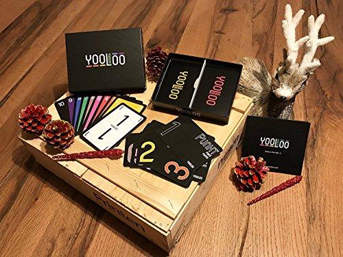 YOOLOO-Das-coole-Kartenspiel-fr-die-ganze-Familie-oder-als-Partyspiel-Neue-Version-2-bis-8-Personen