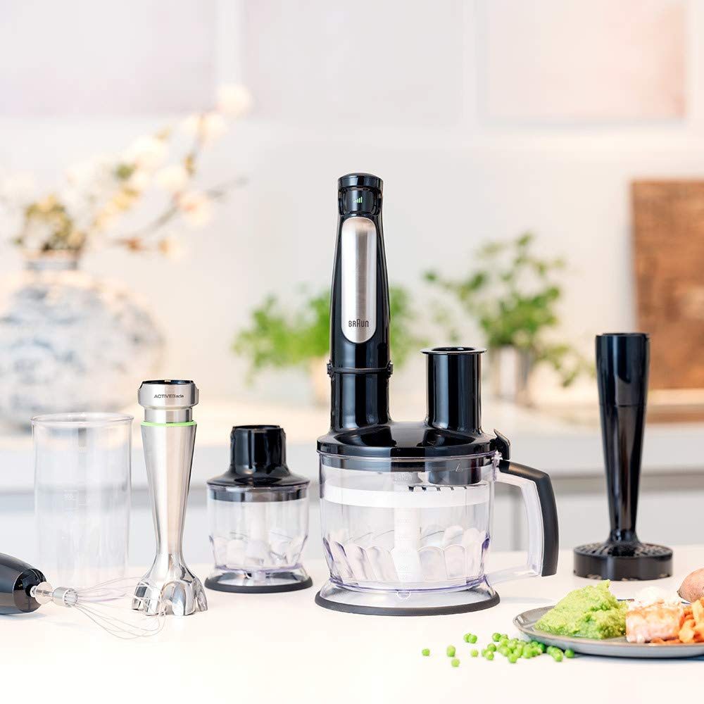 Braun Multiquick Küchenmaschine 2021