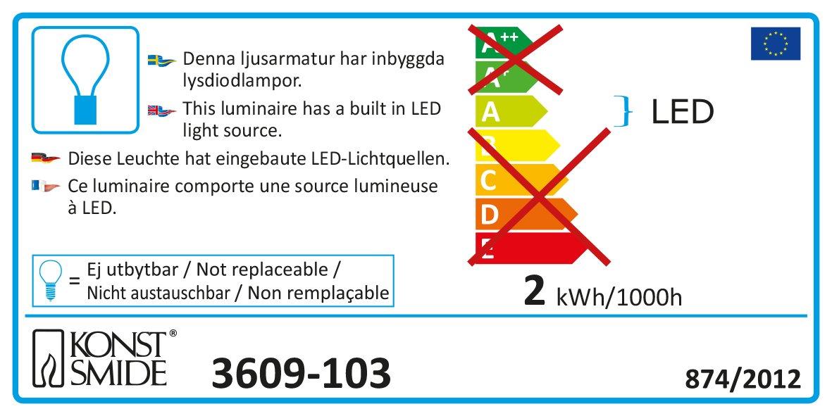 Micro-LED-Lichterketten-auen