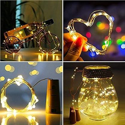 20-LEDs-2M-Flaschen-Licht-Warmwei-Lichterketten-Nacht-Licht-Weinflasche-Stimmungslichter-LED-Lichter-Lichterkette-Kupferdrahtbatteriebetriebenefr-Flasche-DIY-Hochzeit-Party-Valentinstag-Dekor