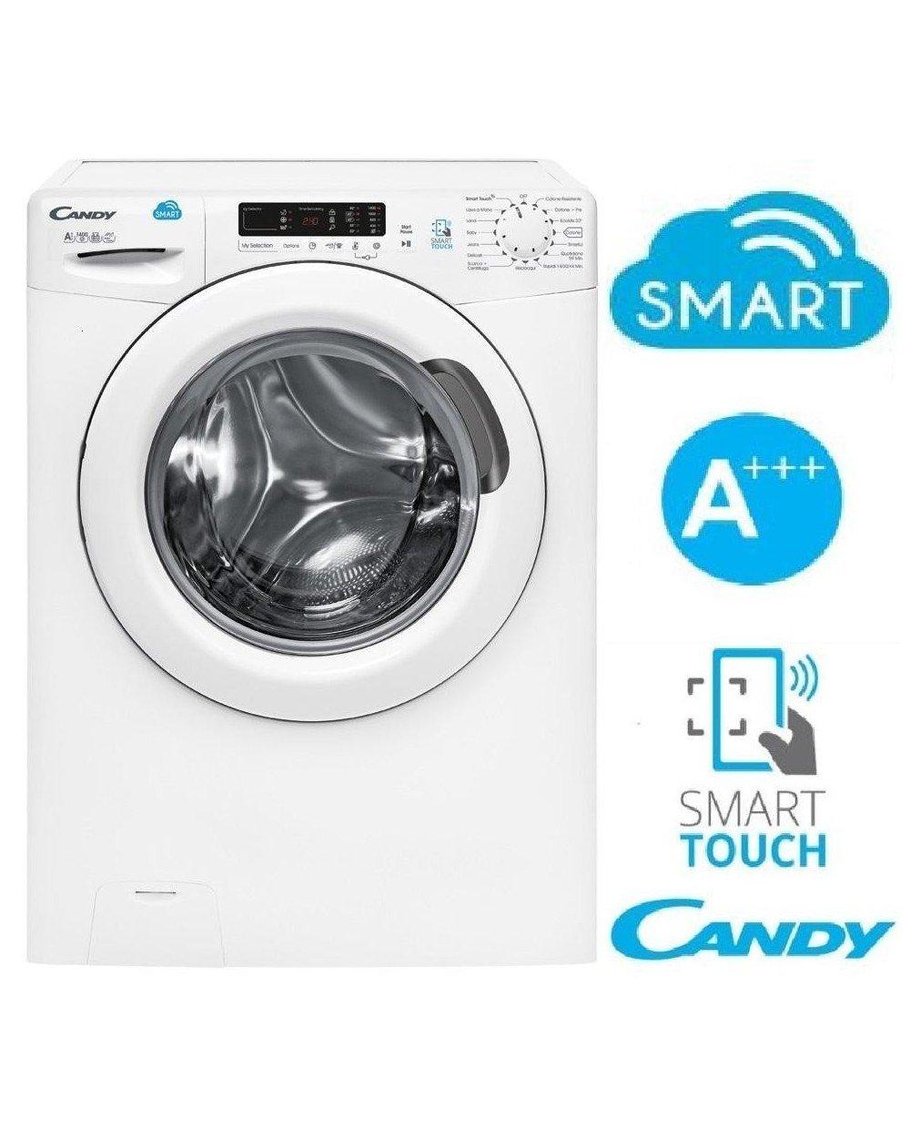 Candy-LAVATRICE-cs1272d3-Waschmaschine–Waschmaschinen