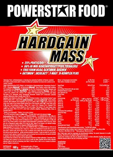 WEIGHT GAINER für HARDGAINER & MASSEPHASE – 406 kcal pro Kalorienshake – für mehr Masse, Kraft & schnelleren Muskelaufbau – 1600 g Zip-Beutel – Made in Germany (Schoko-Nuß, 1600 g Beutel)