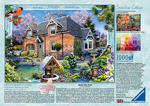 Ravensburger-Landhaus-Kollektion-Nr-11–Schneeglckchen-Landhaus-Puzzle-1000-Teile