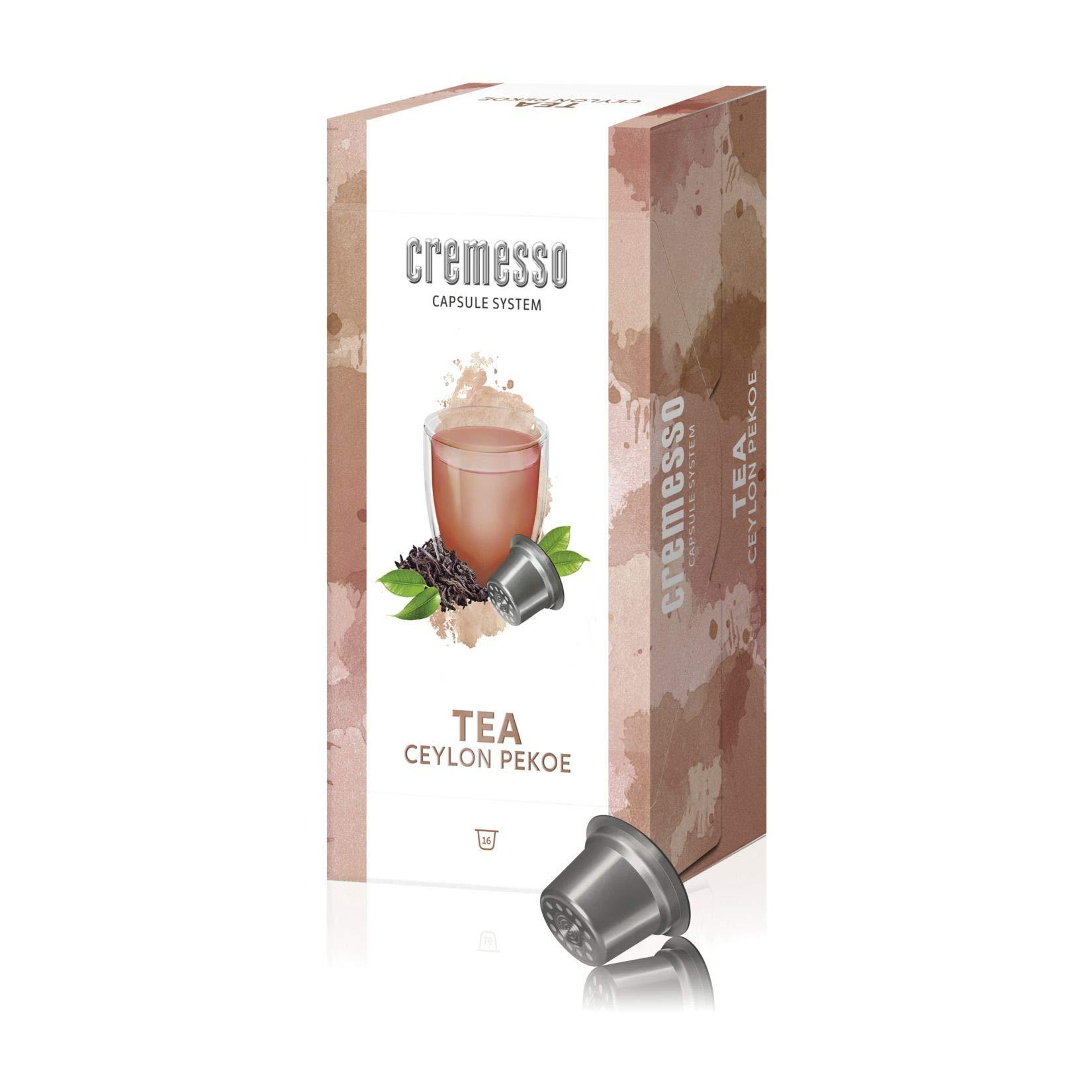 Cremesso-Teekapseln