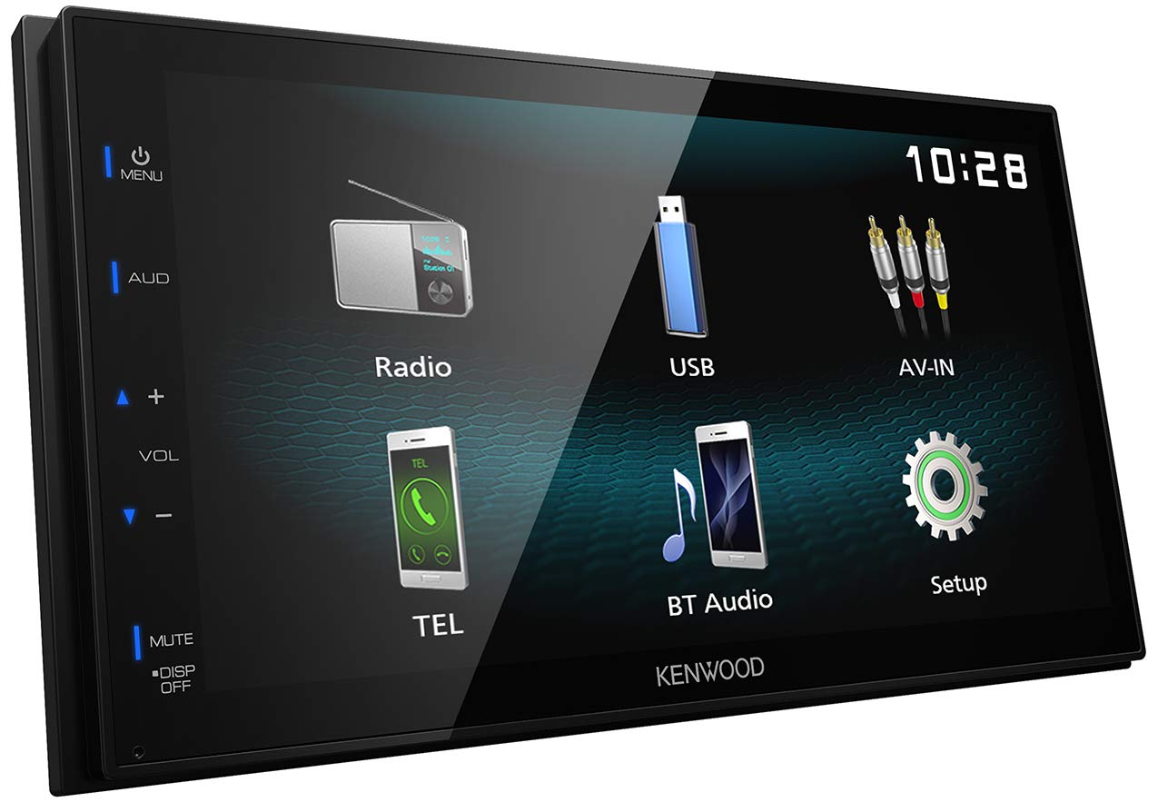 Kenwood-DMX120BT-Digital-Media-Receiver-mit-173-cm-Hochglanz-Touchpanel-Bluetooth-Android-USB-Mirroring-4-x-50-Watt