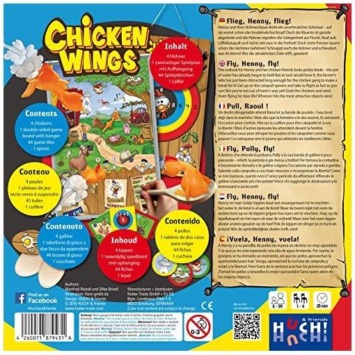 Huch-Friends-879431-Chicken-Wings-Geschicklichkeitsspiel
