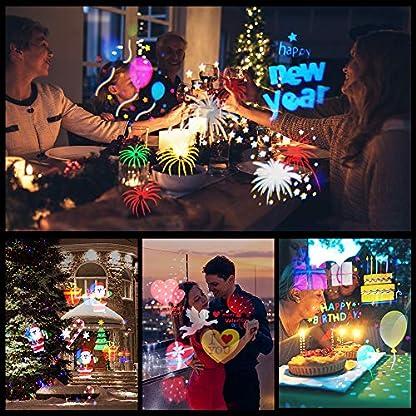 LED-Projektor-InnooLight-Weihnachtsbeleuchtung-Aussen-Projektionslampe-mit-17-Folien-IP65-Wasserdicht-RF-Fernbedienung-fr-Weihnachten-Geburtstag-Valentinstag-OsternHalloween-Garden