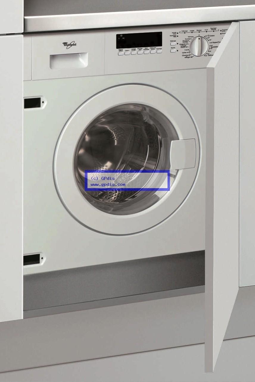 Whirlpool-AWOD-070-Waschmaschine-Stirn-7-kg-1400-RPM-Klasse-A