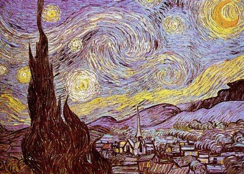 Ravensburger-Puzzle-1500-Teile-van-Gogh-Sternennacht-RV-16207