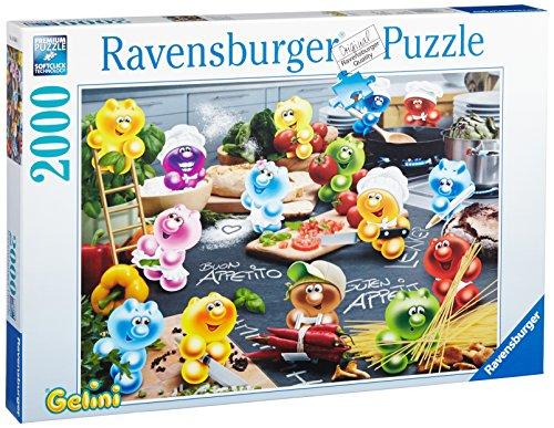 Ravensburger-16608-Kche-Kochen-Leidenschaft