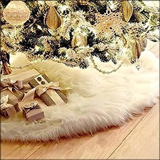 Arpoador-wei-Weihnachtsbaum-Plsch-Rock-Boden-Cover-Dekoration-Weihnachtsdekoration-78-cm