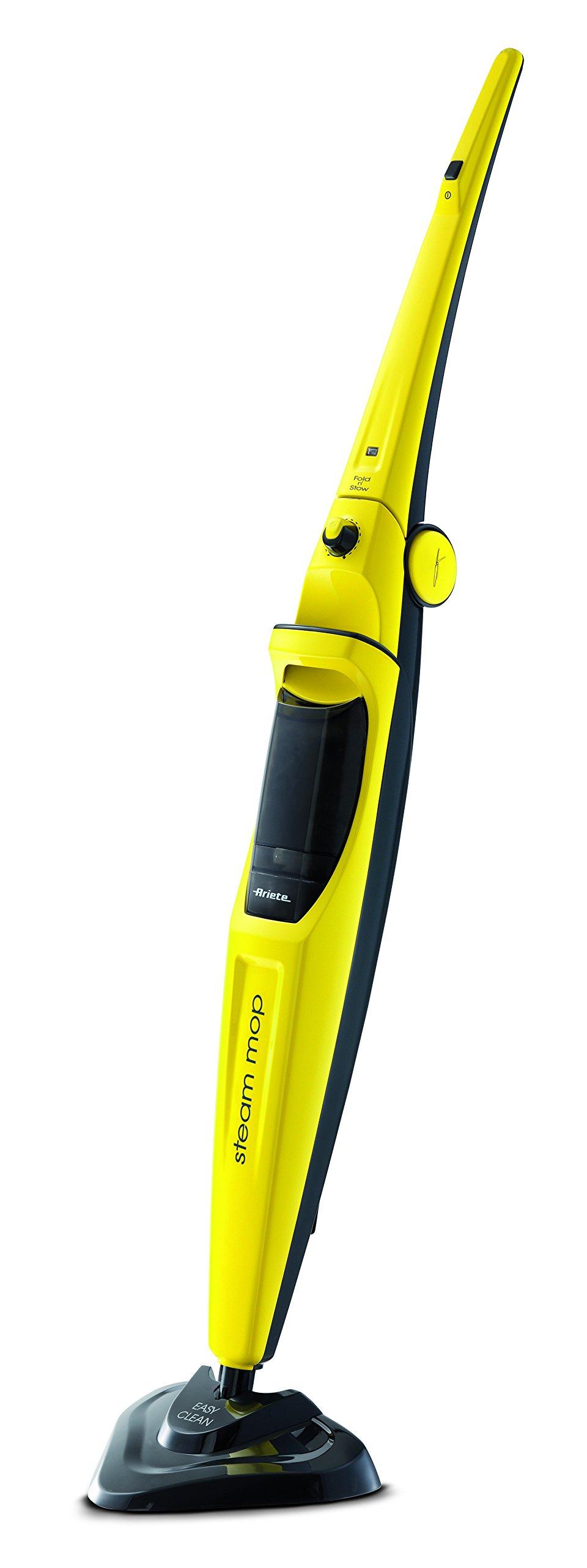 Ariete-4163-gelb-Dampfreiniger-gelb