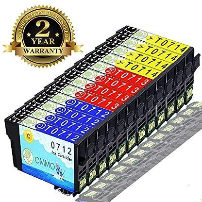 Officeink-T0711-Multipack-Kompatibel-fr-Groe-Kapazitt-Tintenpatronen-T0711-T0712-T0713-T0714-T0715-Kompatibel