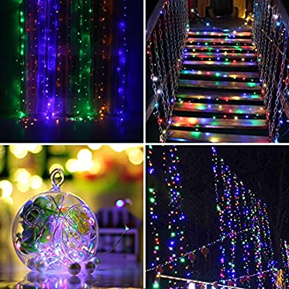Lichterkette-200-LED-ECOWHO-LED-Lichterkette-auen-8-Modi-Kupferdraht-Lichterkette-IP65-wasserdicht-mit-FernbedienungTimer-fr-Garten-Party-Weihnachten-Hochzeit-Deko