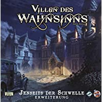 Fantasy-Flight-Games-FFGD1025-Villen-des-Wahnsinns-2Ed-Jenseits-der-Schwelle-Erweiterung-DEUTSCH