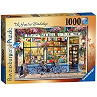 Ravensburger-The-Greatest-Bookshop-1000-teiliges-Puzzle