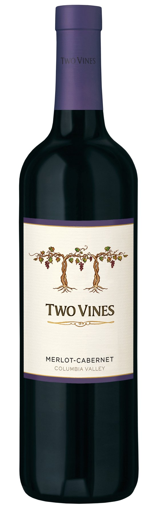 6x-075l-2013er-Columbia-Crest-Two-Vines-Merlot-Cabernet-Sauvignon-Washington-Rotwein-trocken