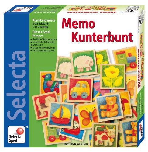 3582-Selecta-Memo-Kunterbunt-Wer-findet-die-meisten-Tier-Paare-Ein-klassisches-Memo-Spiel
