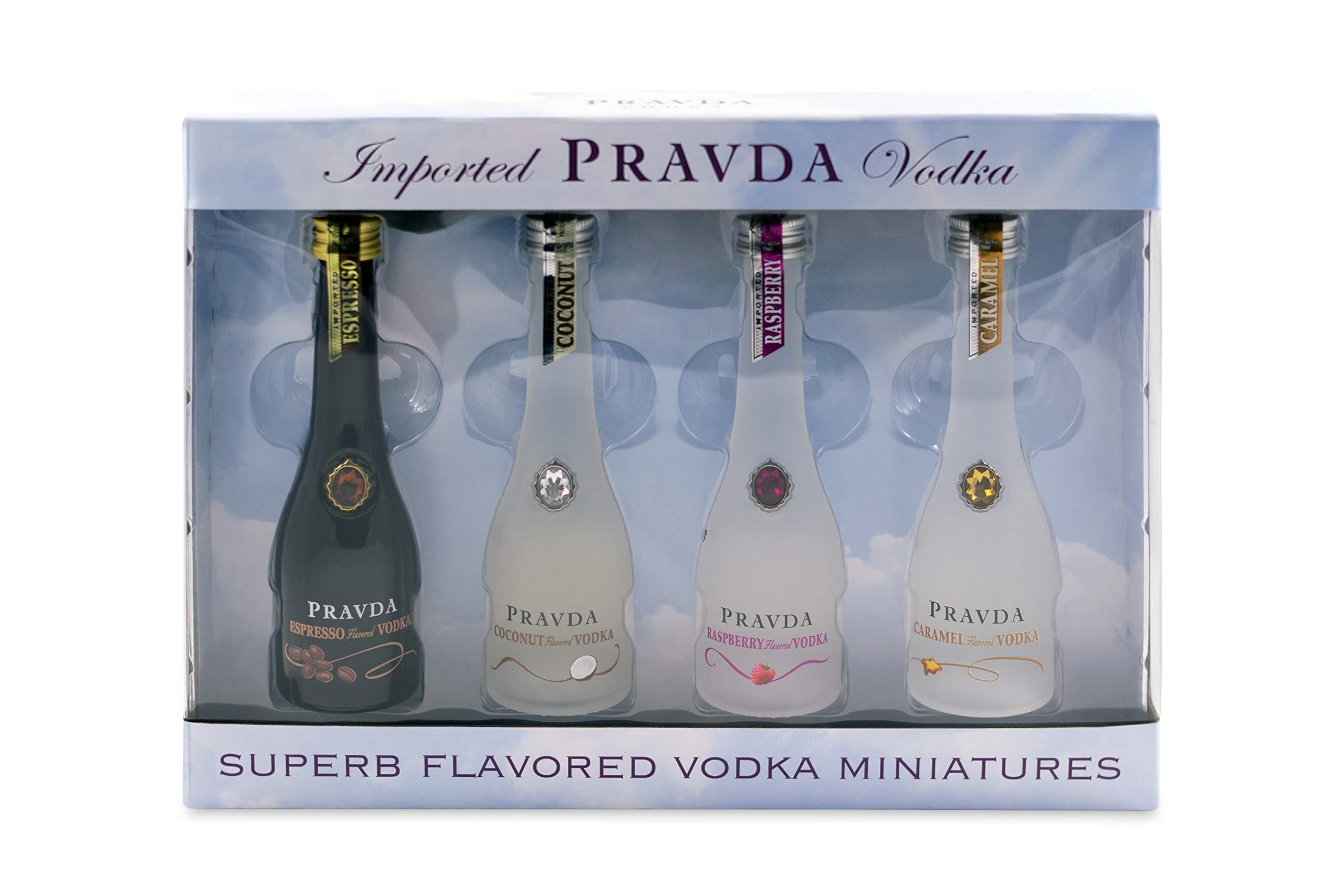 Pravda-Wodka-Flavored-Miniaturen-Set-4-x-005l