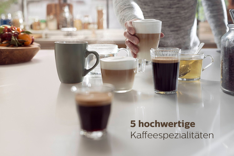 Philips-Serie-Kaffeevollautomat-integrierte-Milchkaraffe