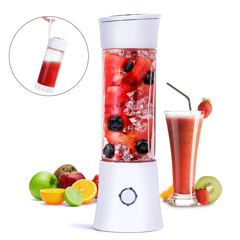 Tragbarer-Mixer-Fityou-480ml-Akku-Mixer-mit-6-Klingen-aus-Edelstahl-Saftmixer-Mini-Mixer-fr-Smoothies-mit-4000mAh-Akku-Verwendung-in-Reisen-Bro-und-Zuhause-fr-Obstgemse-BPA-frei-Wei