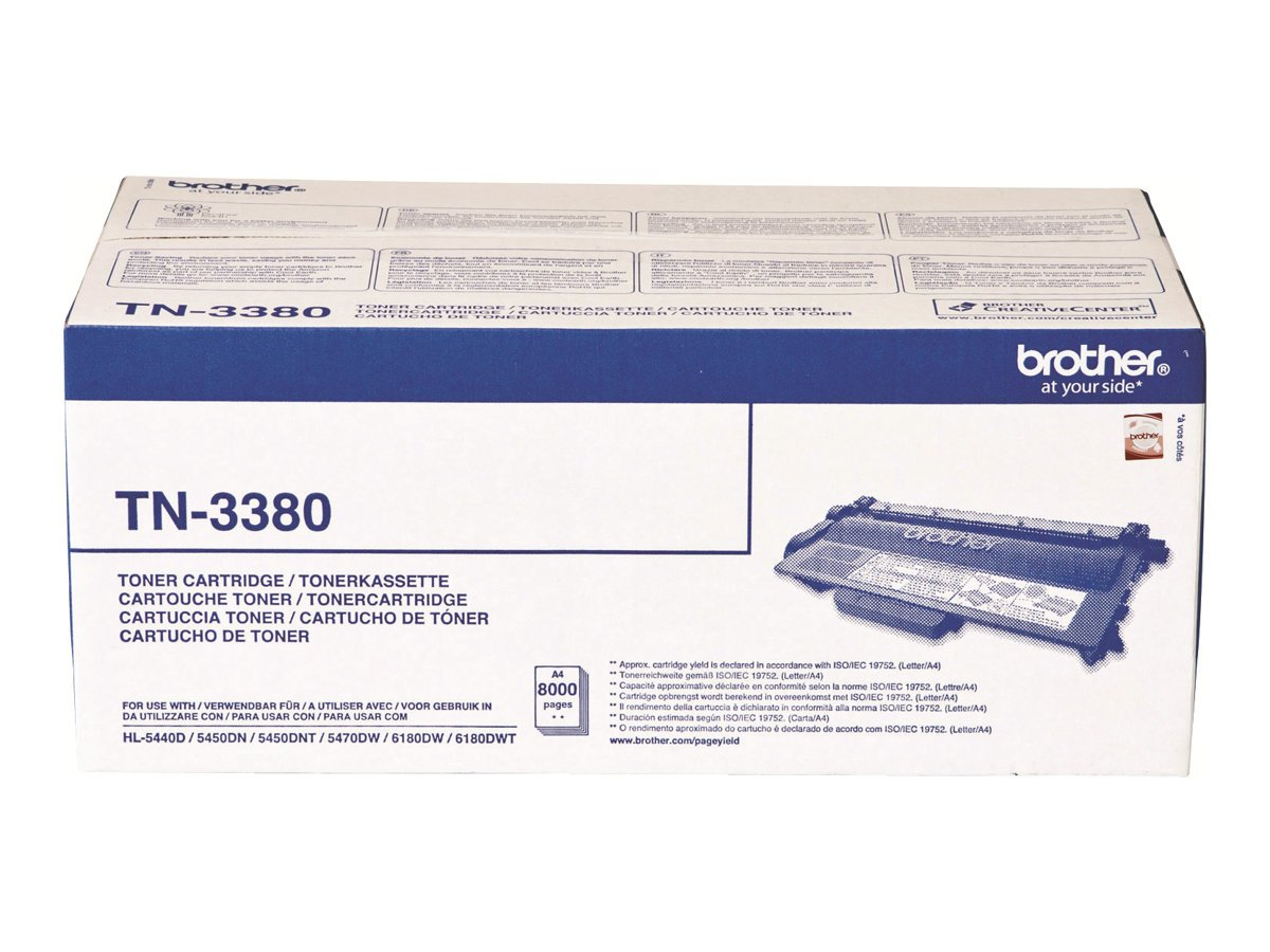 Brother-TN-3380-HL-54006100-Tonerkartusche-schwarz-hohe-Kapazitt-8000-pages