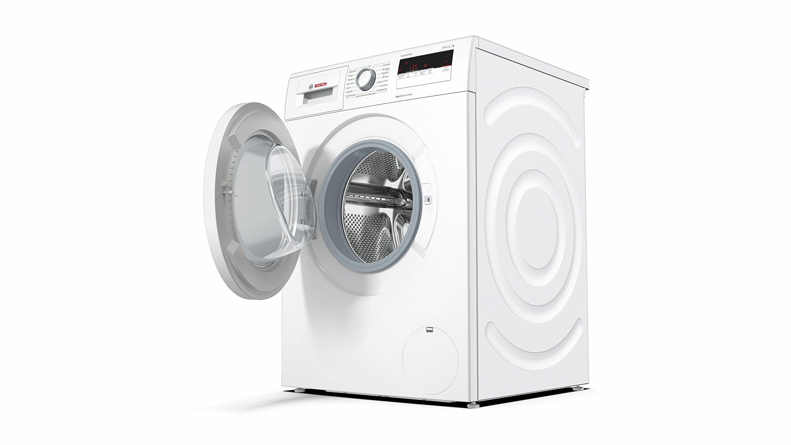 Bosch-WAN28121-Waschmaschine-FrontladerA-1400-UpMStartzeitvorwahlAnti-Vibration-Designwei
