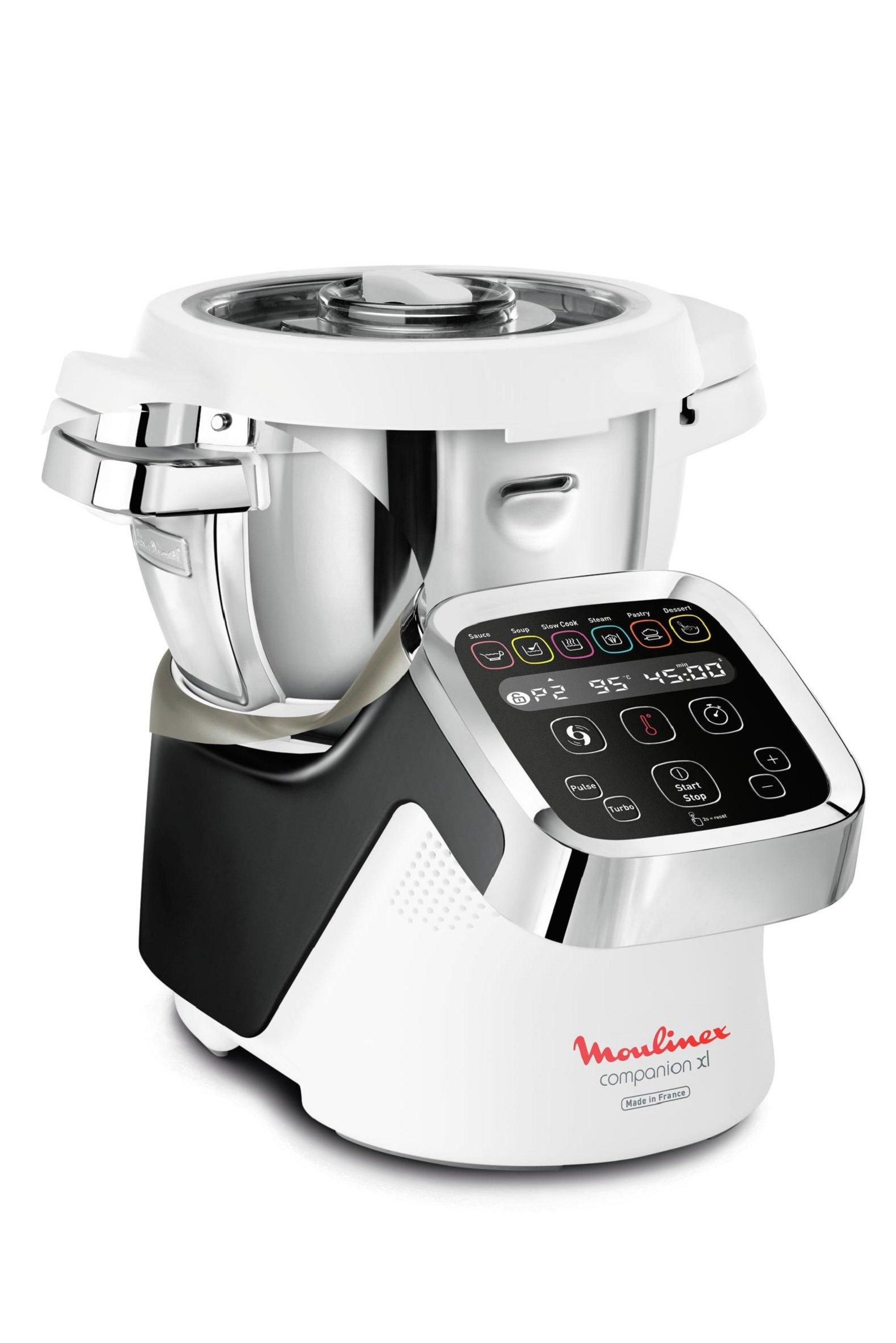 Moulinex-HF806E10-Roboter-Multifunktions-Kocher