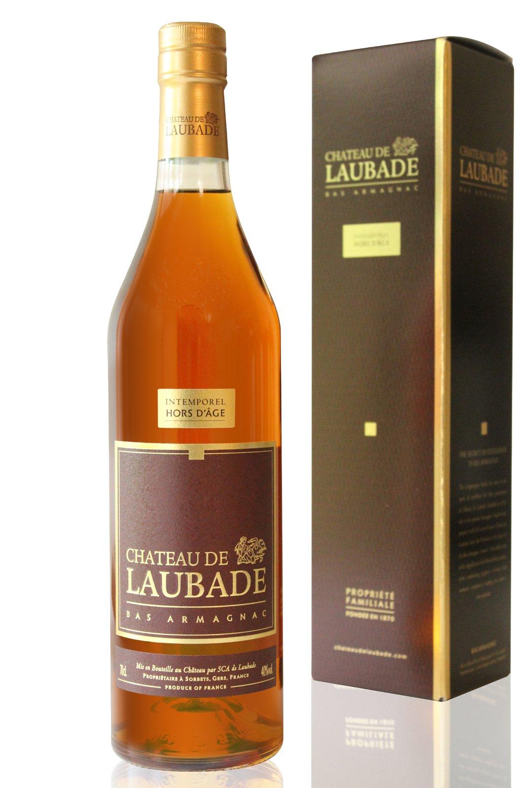 Armagnac-Chteau-de-laubade-Intemporel-Hors-d-Age-70CL