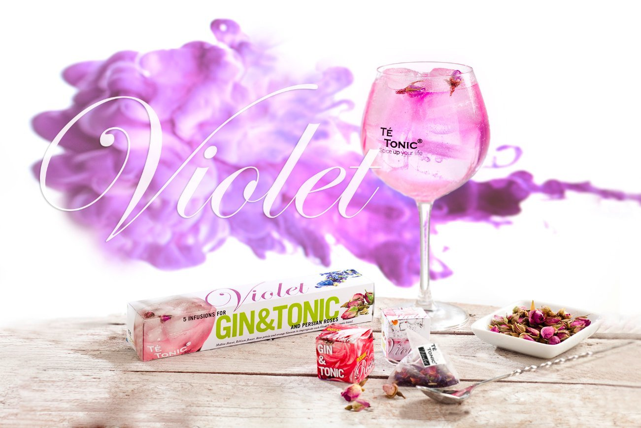 Violet-Gin-Tonic-Infusionen-botanicals-von-Te-Tonic-Experience