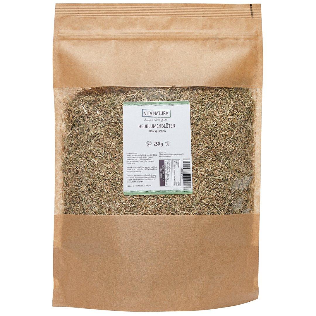 Vita-Natura-Heublumenblten-Badetee-Flores-graminis-1er-Pack-1-x-250-g