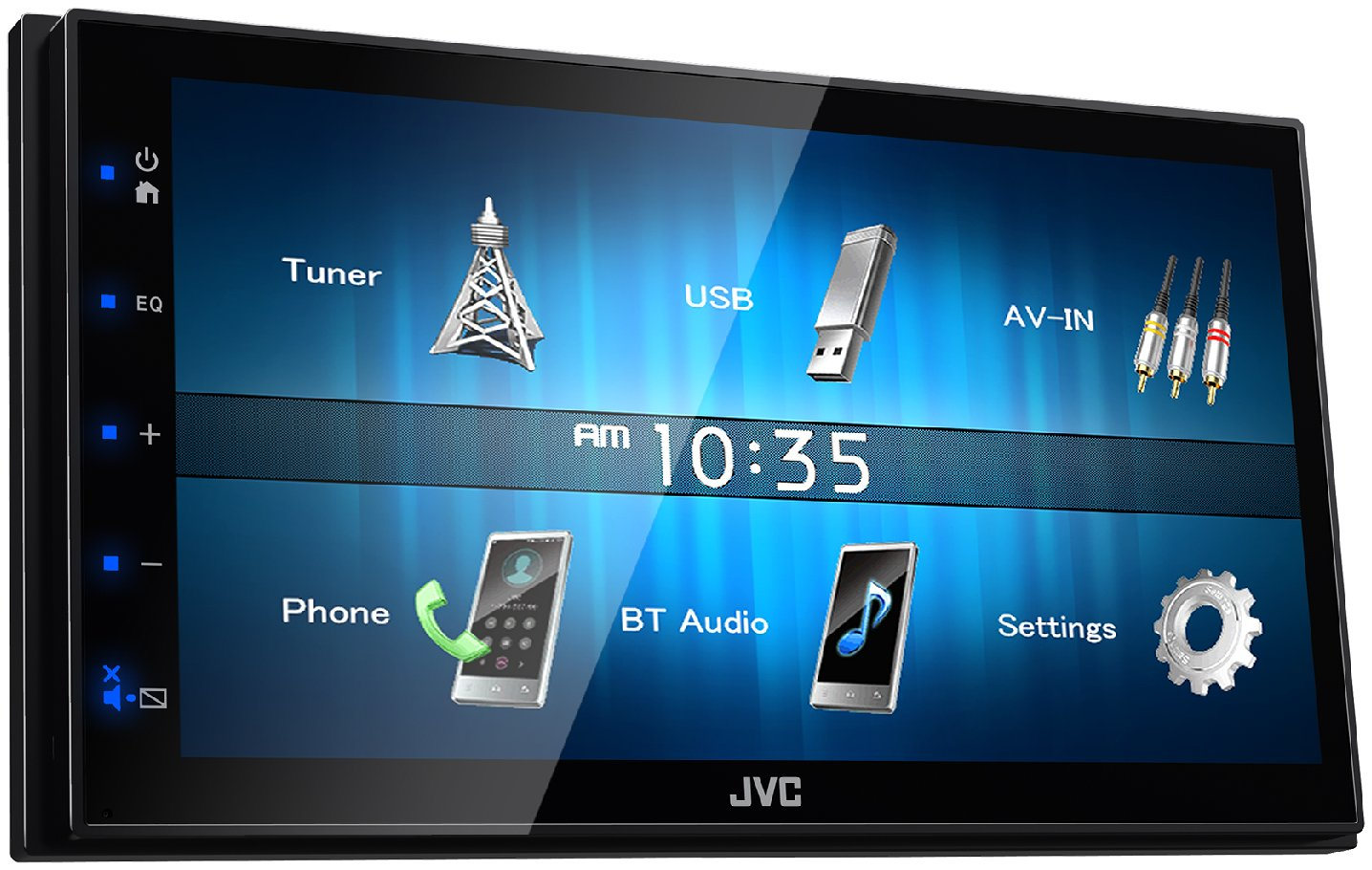 JVC-KW-M24BT-WVGA-Digital-Media-Receiver-mit-Bluetoothmodul-173-cm-schwarz
