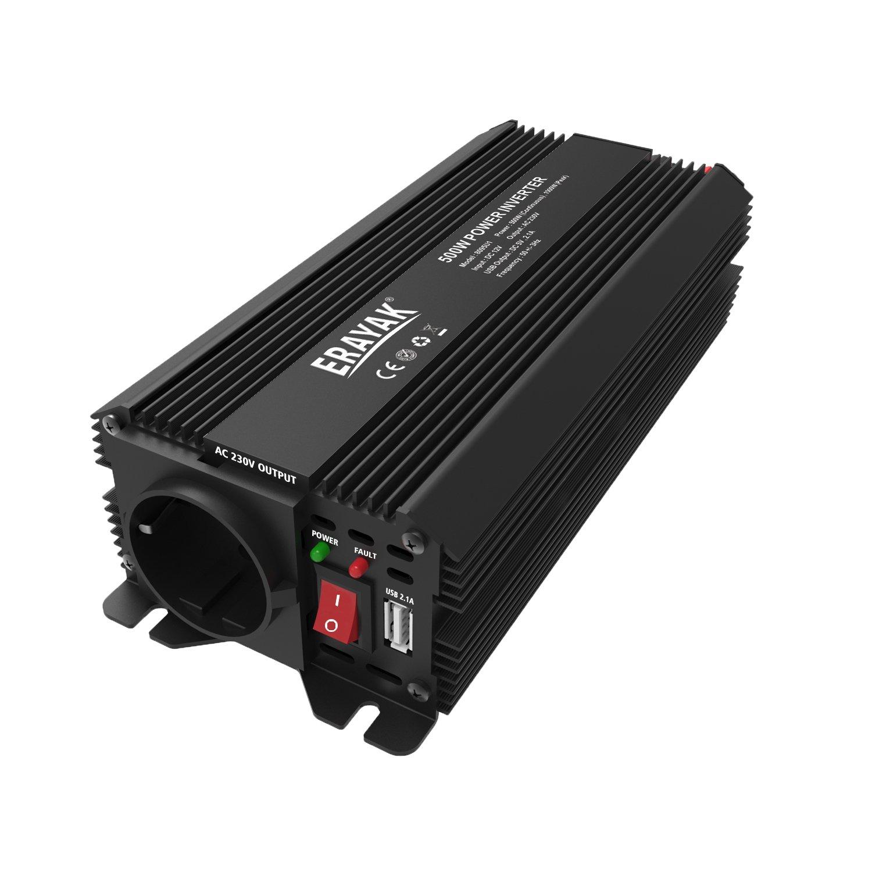 Wechselrichter-ERAYAK-Spannungswandler-Wechselrichter-300W500W600W1000W1500W2000W3000W