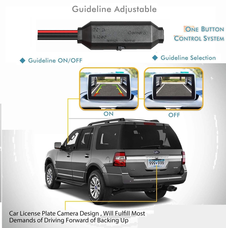 Fahrzeugspezifische-Einparkhilfe-Kamera-integriert-in-Kofferraum-Griff-CCD-Nachtsicht-Rckfahrkamera-fr-Ford-Focus-3-Ford-Focus-3-hatchback-EcoBoost-2015-2017