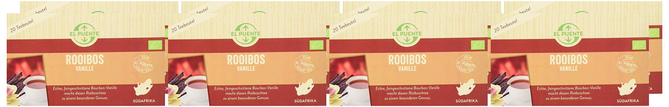 El-Puente-Rotbusch-Vanille-20-Teebeutel-kuvertiert-8er-Pack-8-x-36-g