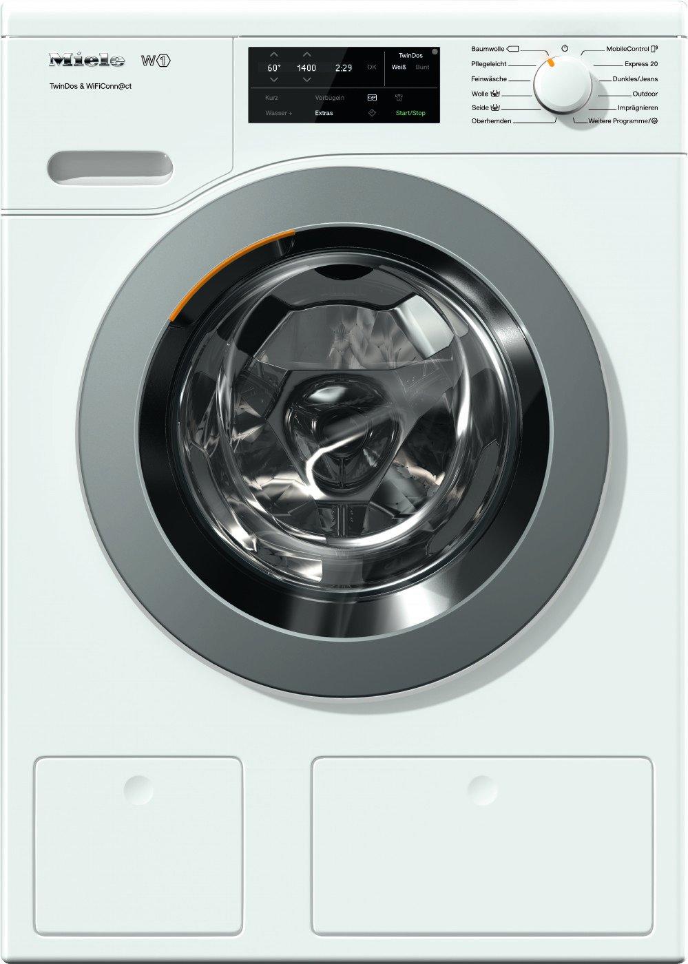 Miele-WCE-TDosWiFi-Waschmaschine-FrontladerA1400-UpM8-kgTwinDos