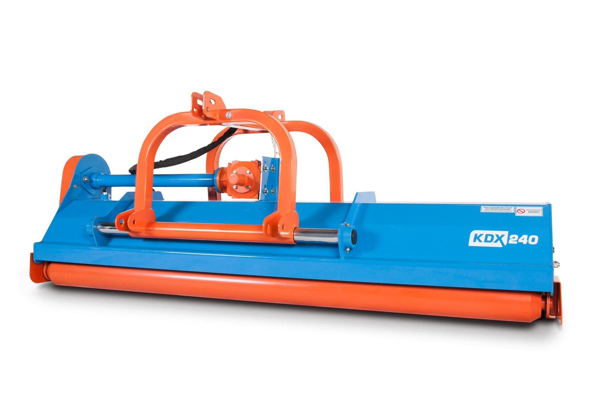 Mulcher-Schlegelmulcher-Schlegelmher-240m-hydraulisch-Kat-12-ab-65-PS-inkl-Gelenkwelle