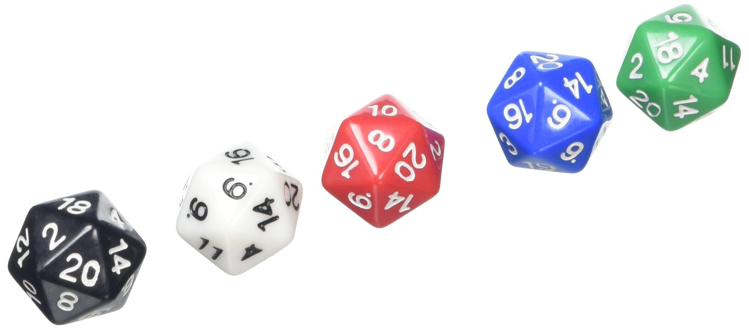 ADC-Blackfire-Entertainment-91495-Wrfel-20-mm-Assorted-D20-Dice-5-Stck