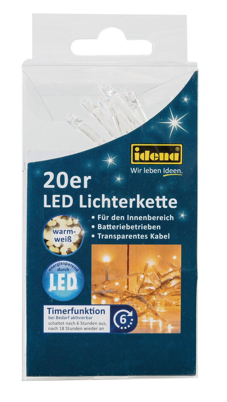 Idena-LED-Lichterkette-20-er-Transparentes-Kabel-bateriebetrieben-mit-Timer-6h-an-18h-aus-warmes-wei-8582052