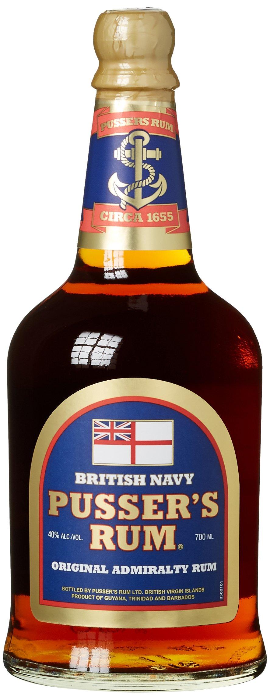 Pussers-British-Navy-Rum-Blue-Label-1x700ml