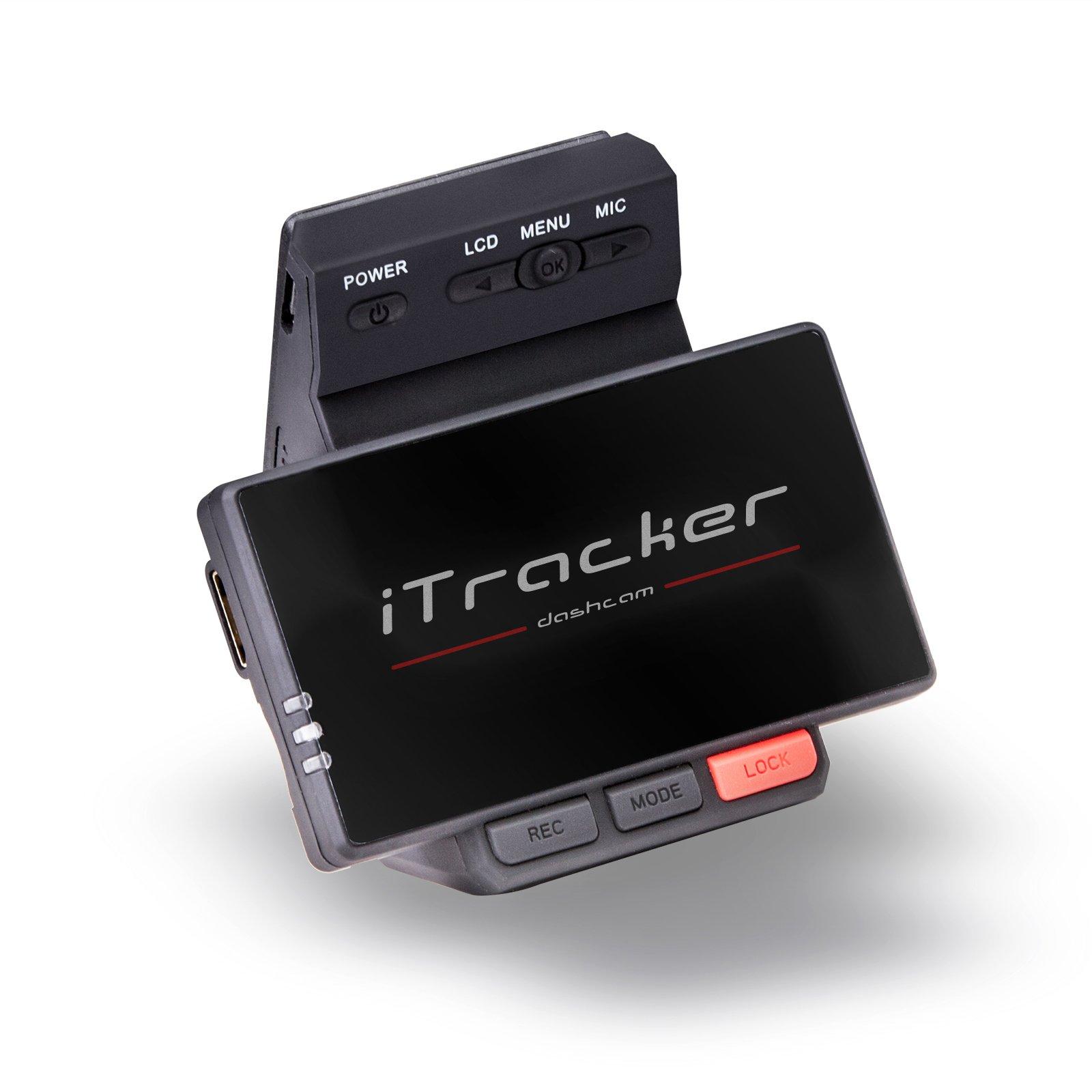 iTracker-Stealthcam-GPS-Autokamera-mit-Full-HD-GPS-Dashcam-15Mbits-Bitrate-Dash-Cam
