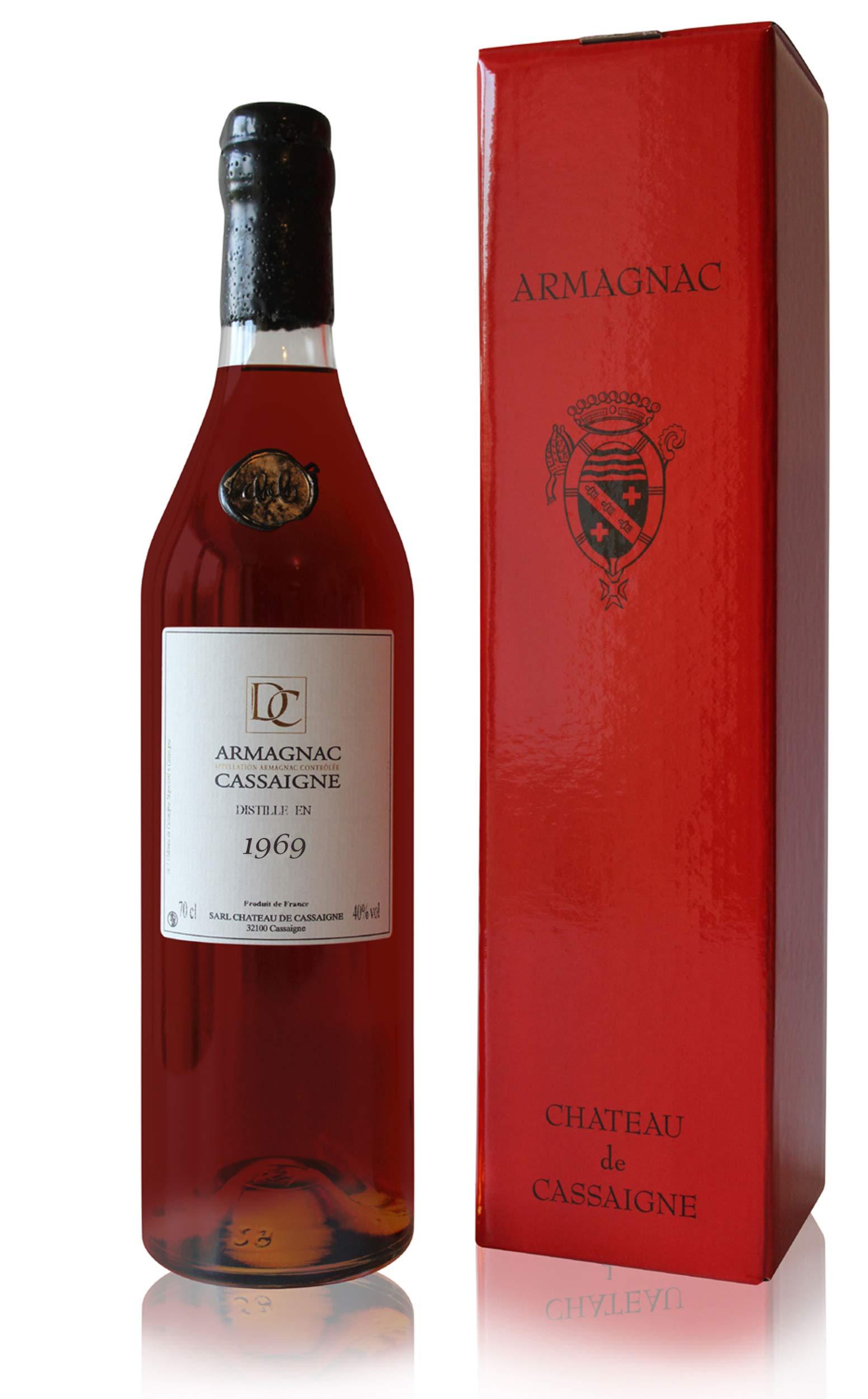 Armagnac-Chteau-De-Cassaigne-Millsime-1969-70cl