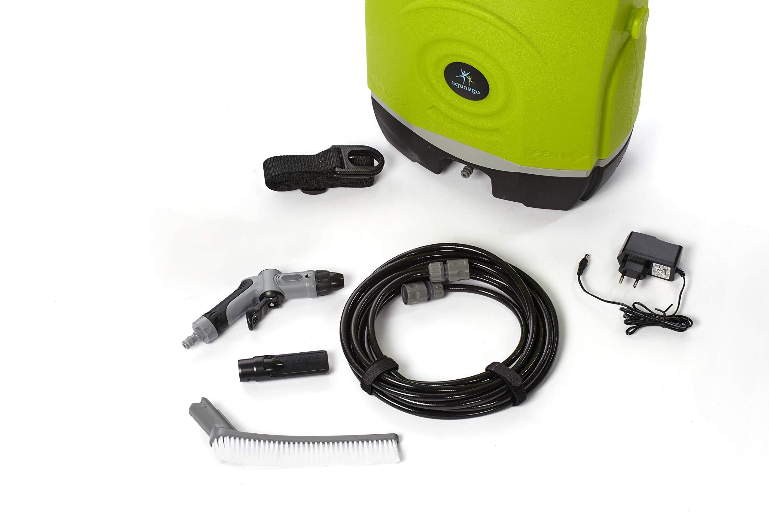 aqua2go-GD73-Mobile-Reiniger-Grn