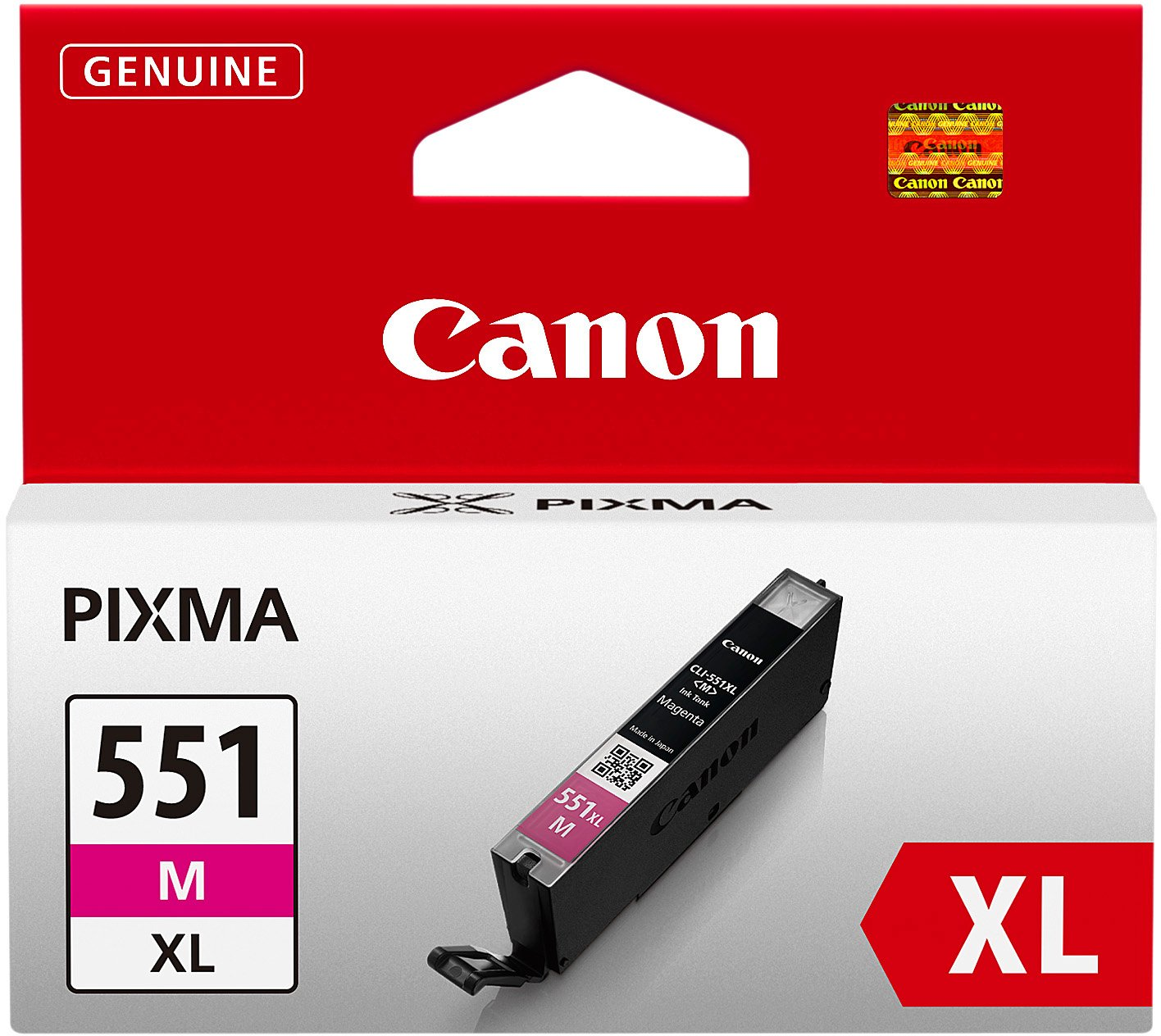 Canon-CLI-551-Original-Tintenpatrone