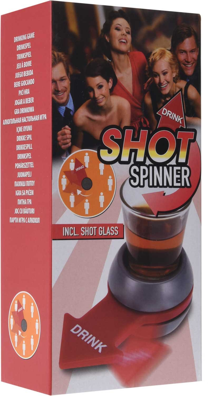 Eliware-Shot-Spinner-Drinkspiel