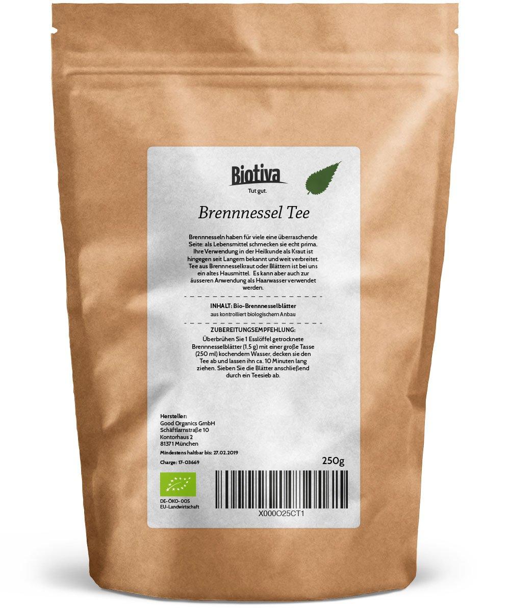 Brennnesselbltter-Tee-BIO-250g-I-Brennesseltee-aus-losen-Blttern-I-100-Bio-Brennnessel-Kruter-I-Abgefllt-und-kontrolliert-in-Deutschland-DE-KO-005