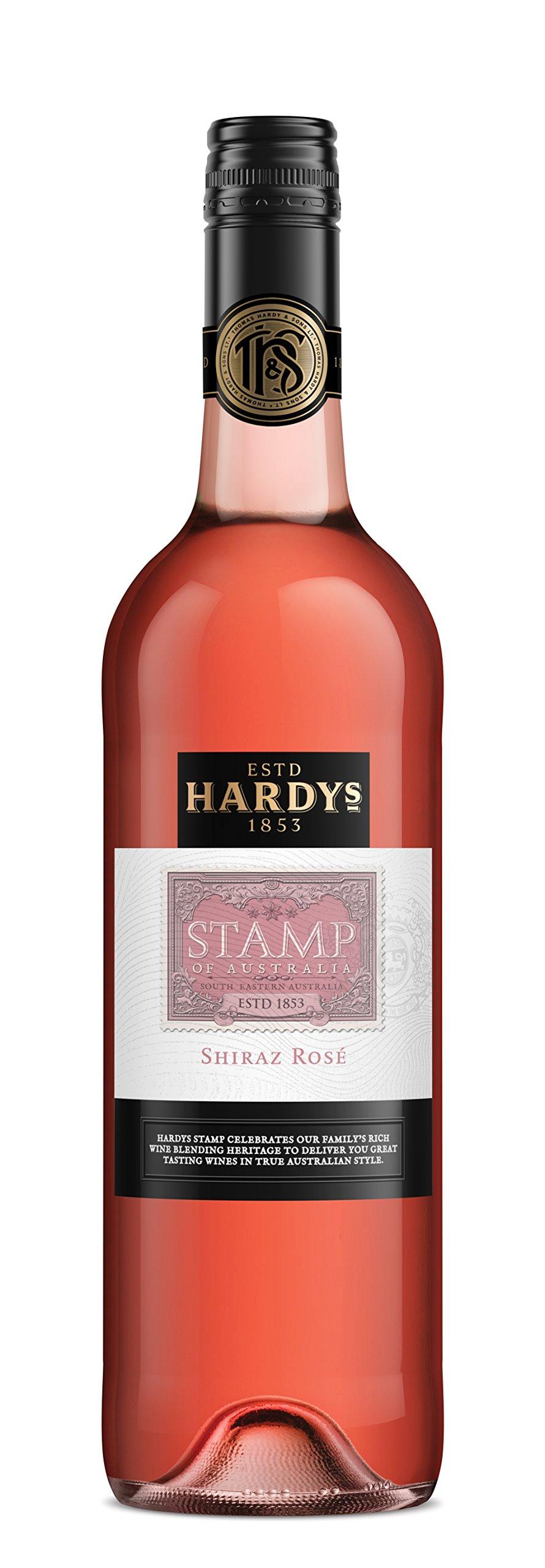 6x-HARDYS-STAMPS-GRENACHE-SHIRAZ-ROS-075L-Incl-Goodie-von-Flensburger-Handel